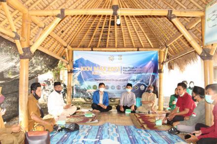 Sosialisasi  dan Perkenalan Program kerja KKNMAs Universitas Muhammadiyah 2021